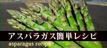 アスパラガス簡単レシピバナー